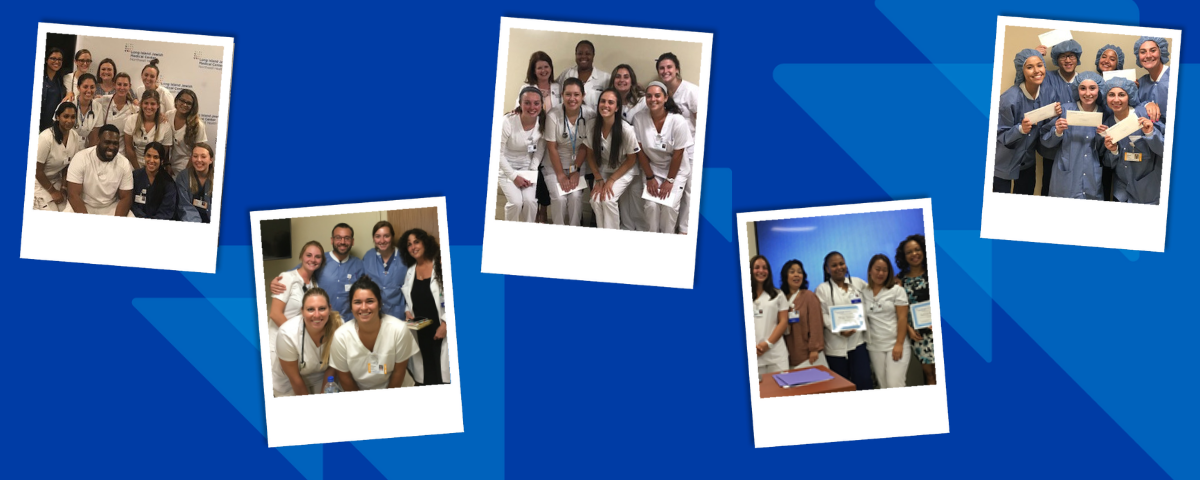 nurse extern program nursing students
