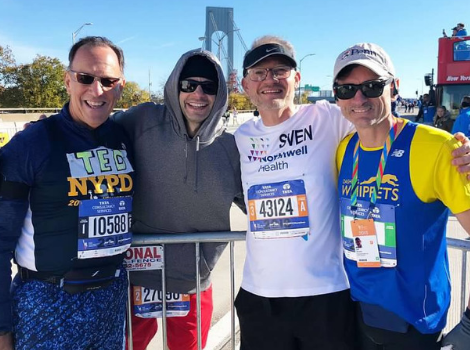 nyc marathon northwell health