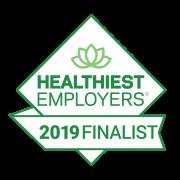Healthiest employers 2019 finalist
