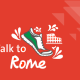 employee wellness walk to rome