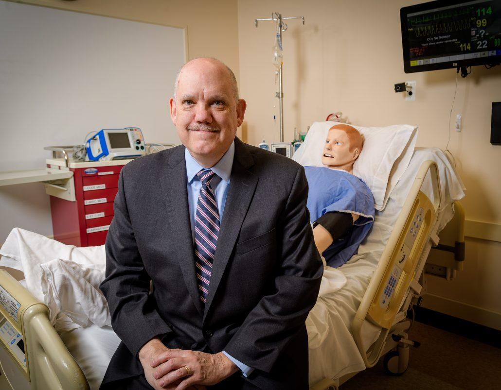 Robert Kerner Jr., JD, EdD, RN, EMT-P, CHSE