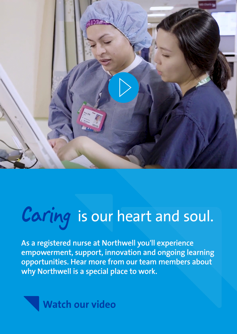 Nursing Jobs - Northwell Health
