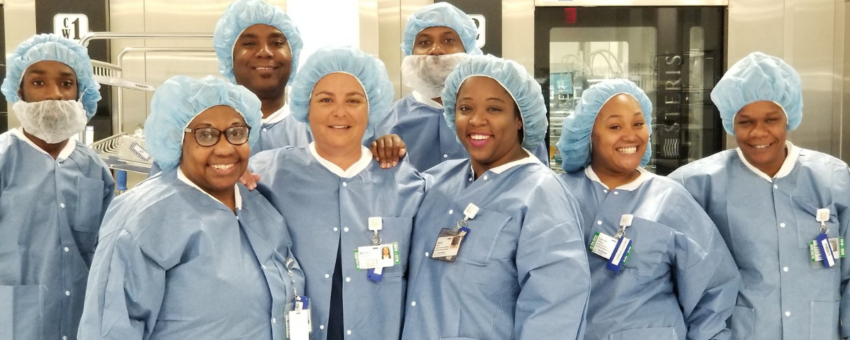 Certified Sterile Processing Apprentice Program Celebrates