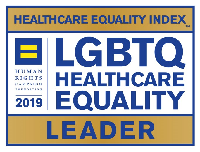 Health care equality index-LGBTQ healthcare equality-Leader
