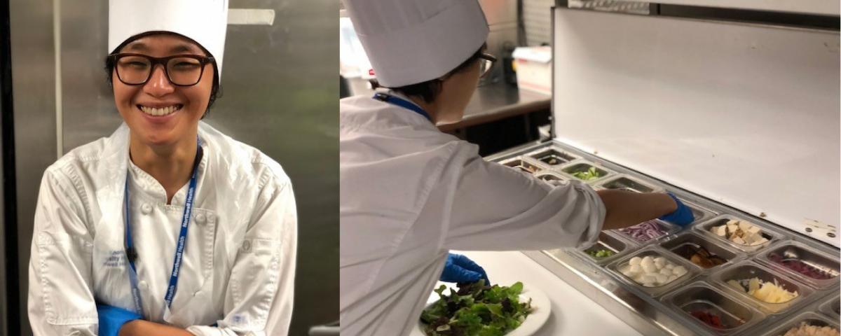 cia externship northwell health culinary careers