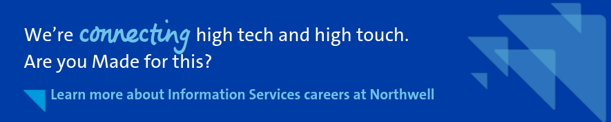 information services healthcare it careers