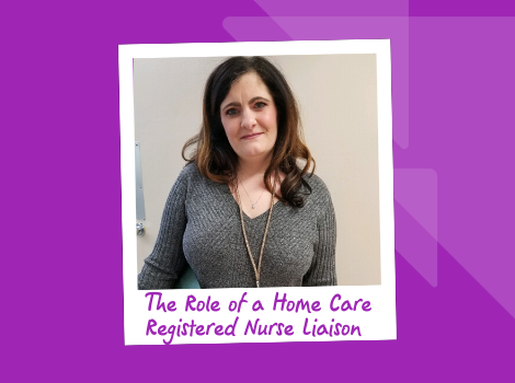 home care registered nurse liaison