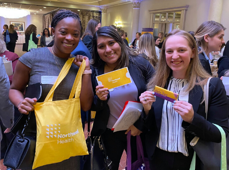 northwell health golden ticket nursing showcase