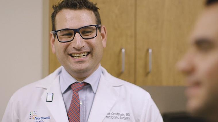 Dr. Elliot Grodstein