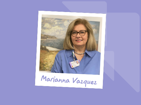 chief nursing officer marianna