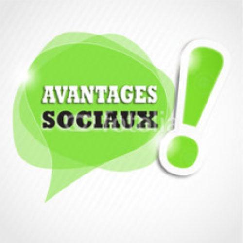 Avantages Sociaux