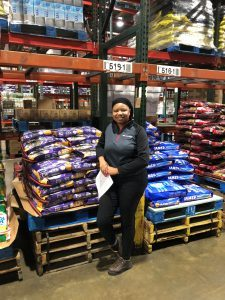 Fatimah, Distribution Supervisor