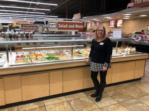 Sherri, Prepared Foods Specialist at Giant Eagle