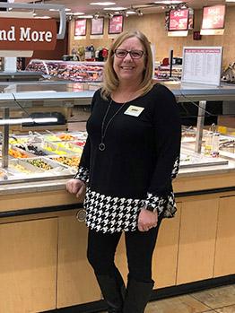 Sherri, Prepared Foods Specialist