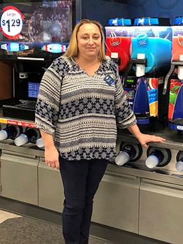 Vanessa, Sr. Store Leader