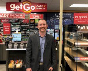 Jason, Sr. Director, GetGo Operations