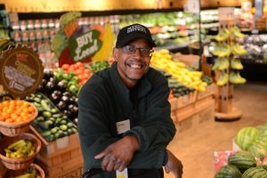 Darrell, Produce Clerk at Market District