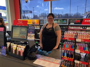 Alicia, Kitchen Lead at the Monroeville GetGo Cafe + Market
