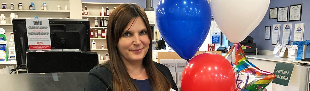 Amy, Pharmacy Technician & 2018 Pharmacy Technician of the Year