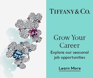 Job Opportunities - Tiffany Careers