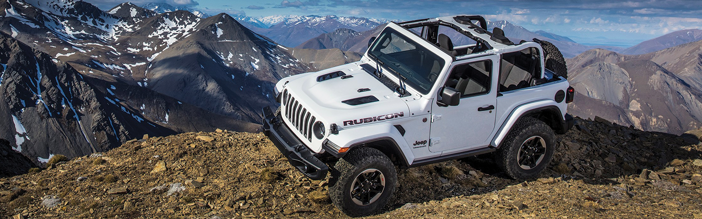 Jeep brand background