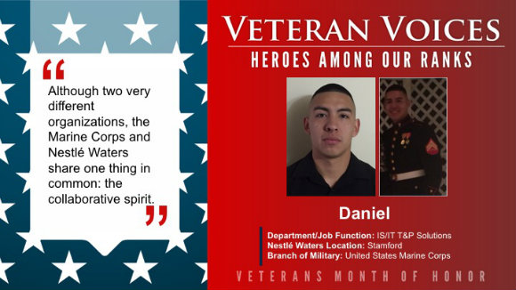 Daniel - Veteran Voices