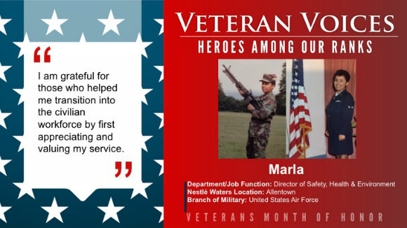 Marla-Veteran Voices