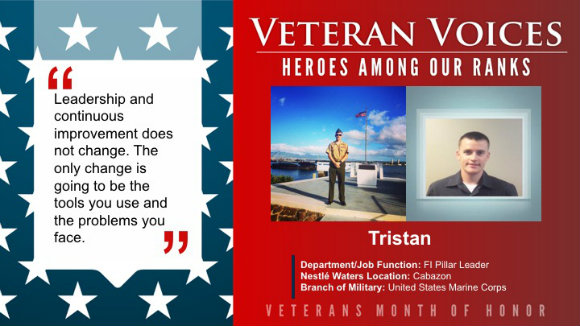 Tristan-Veteran Voices
