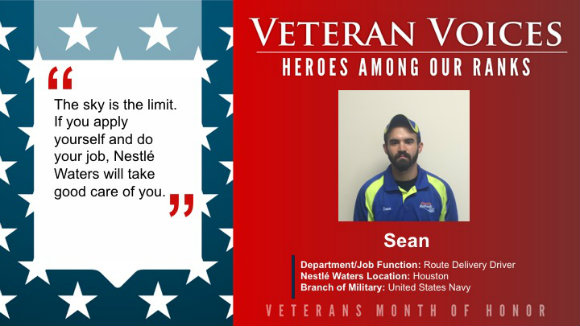 Sean - Veteran Voices
