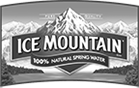 Ice Mountain Logo