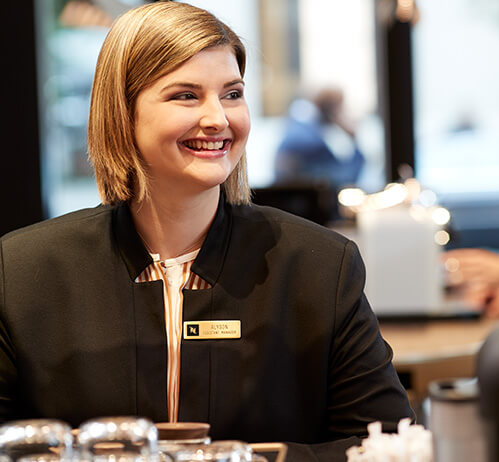 Nespresso Employee