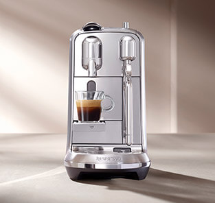 Nespresso Machine - Silver