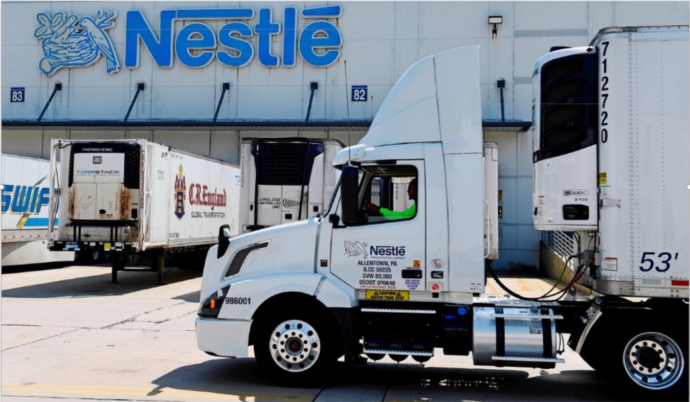 Jobs In Trucks >> Driver Jobs At Nestle