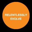 Relentlessly Evolve
