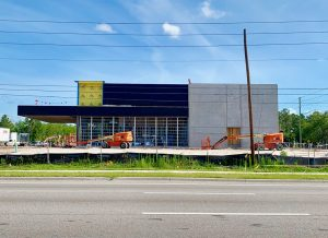 Waterford Lakes ER Building Progress