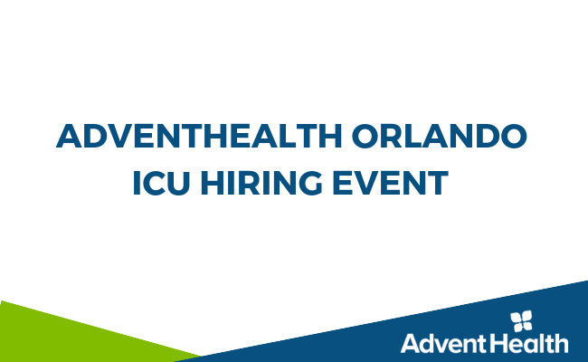 AdventHealth Greater Orlando Careers - Search & Apply for