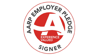 AARP employers pride signer