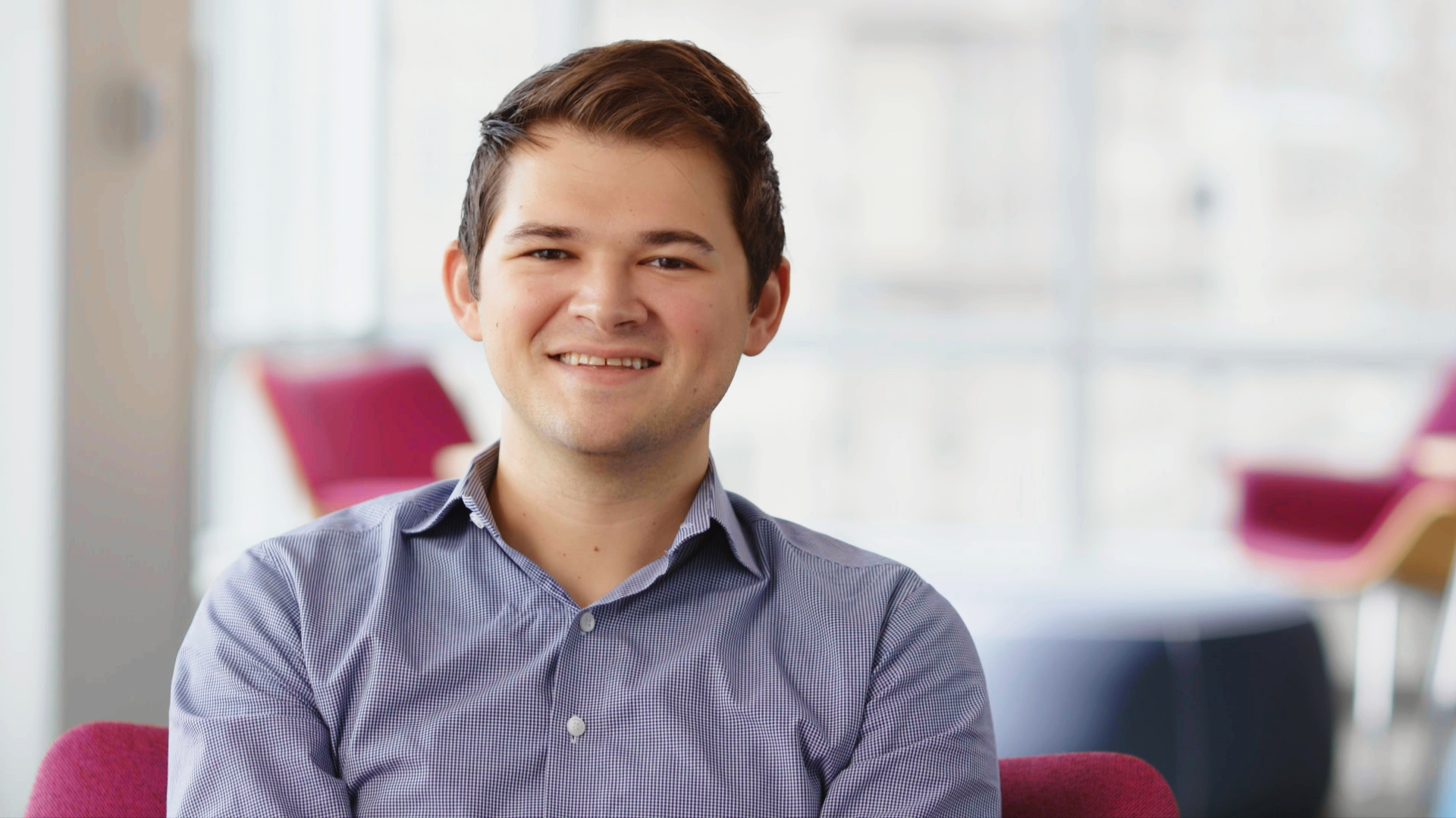Andrei- Working at Liberty Mutual