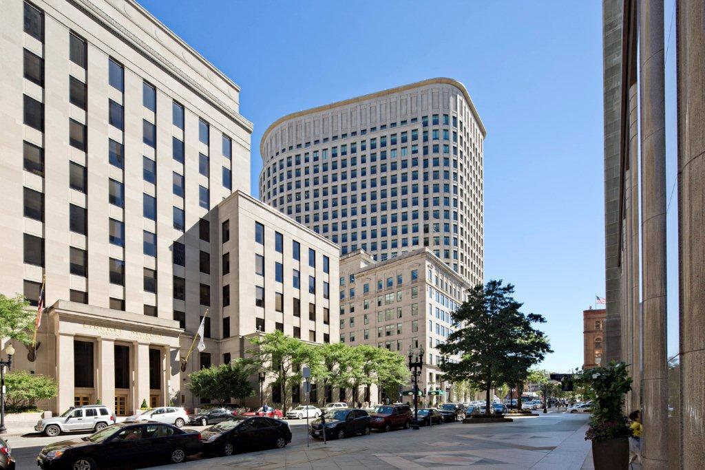 Image of Liberty Mutual headquarters in Boston, Massachusetts