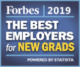 The Best Employers for New Grads