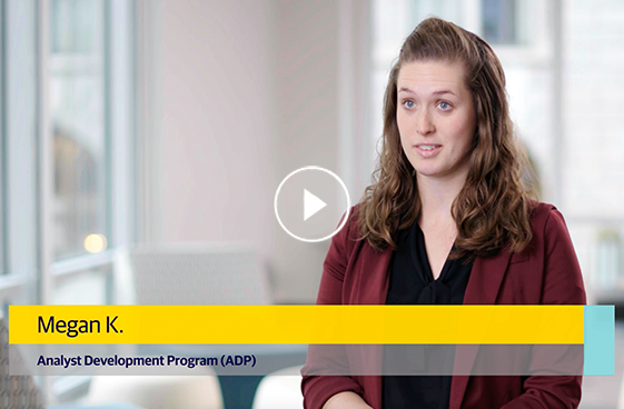 Analyst Development Program testimonial