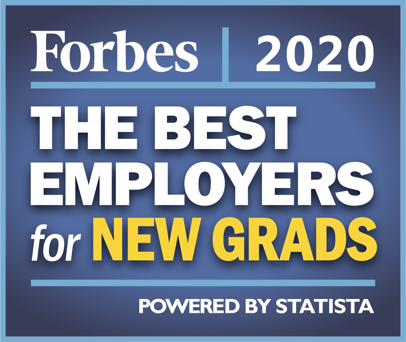 The Best Employers for New Grades 2020