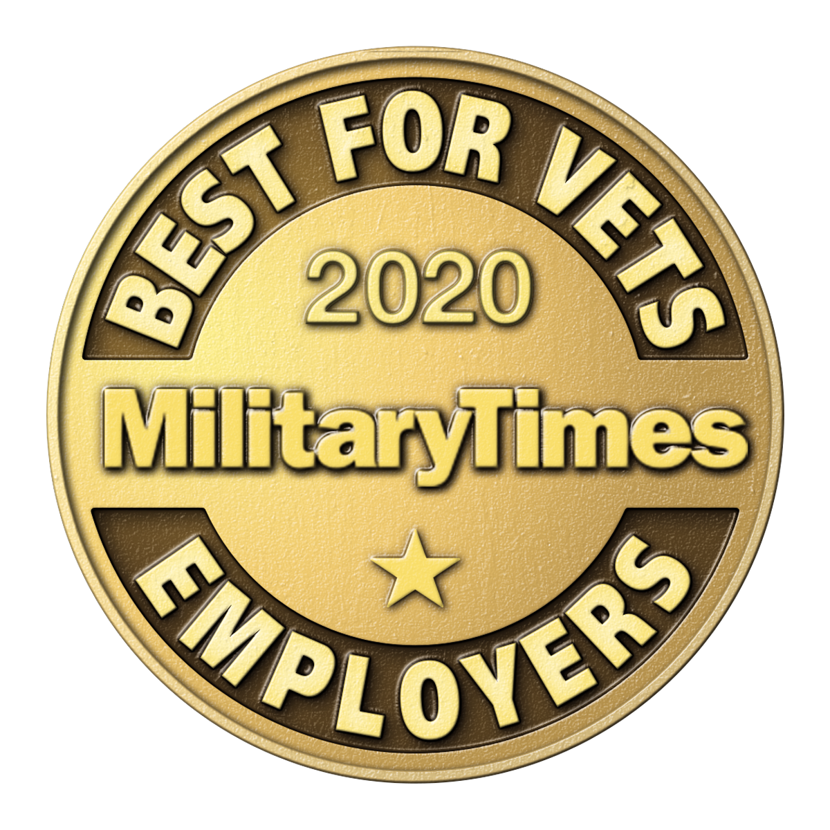 Military Times 2020 Best Vets Employers
