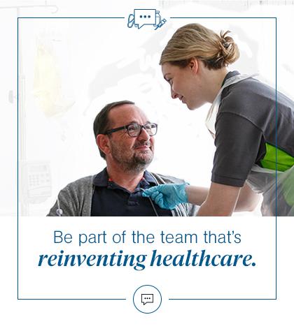 Reinventing Healthcare