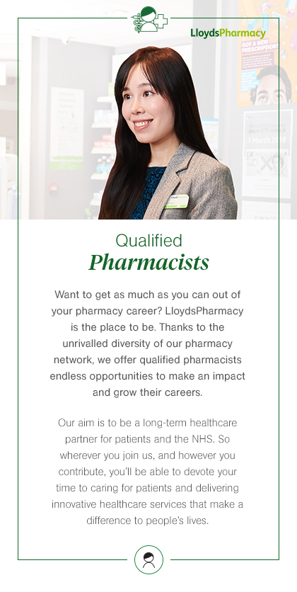 Qualified Pharmacists
