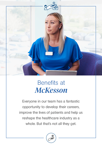 Benefits at McKesson