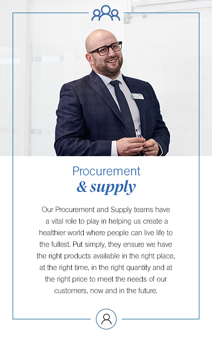 Procurement & supply