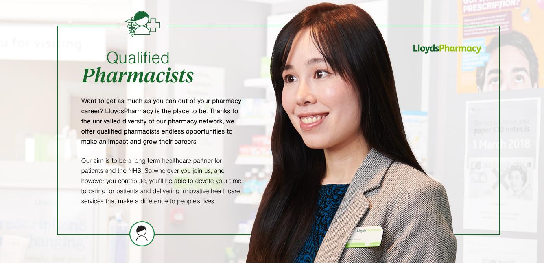 Qualified pharmacists