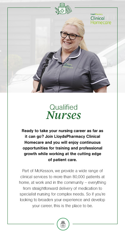 Qualified Nurses