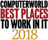 Computerworld Best Places to Work 2018